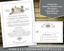 Wedding Invitations Country Theme Barn Invites Com Rustic Wine Themed
