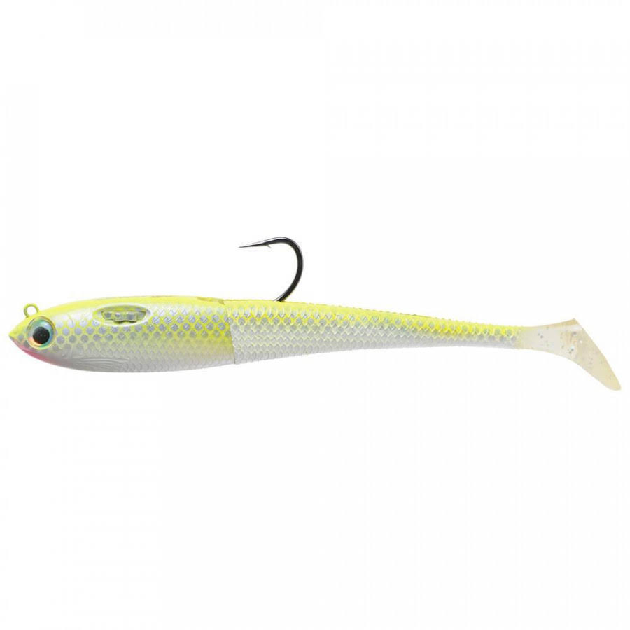 "Spooltek Lures Stretch Swimbait - 9"" (229mm) Electric Ladyfish"