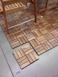 Kon Tiki Wood Deck Tiles by Patio Interlocking Tiles Home Design Photo Gallery