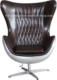 China Modern Classic Leisure Chair Replica Egg Chair - China Vintage ... Vintage Chair And Ottoman Tyres2c Vecelo Eames Style Dsw Eiffel Plastic Retro Ding Chairlounge Lounge And Herman Miller Replica Grey Chicicat Norr 11 Man Ambientedirect 9 Best Chairs With Back Support 2018 Kopia Wwwmahademoncoukeameshtml Charles E Swivelukcom Alinum Group Kobogo Original