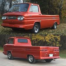 1961 Chevy Corvair Loadside | Corvair Loadside | Pinterest | Chevy ... 1961 Chevrolet Corvair Corphibian Amphibious Vehicle Concept 1962 Classics For Sale On Autotrader 63 Chevy Corvair Van Youtube Chevrolet Corvair Rampside Curbside Classic 95 Rampside It Seemed Pickup Truck Rear Mounted Air Cooled Corvantics 1964 Chevy Pickup Pinterest Custom Sideload Pickup Pickups And Trucks Pickup Cars Car