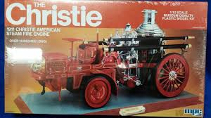 100 Fire Truck Model Kits Buffalo Road Imports 1880 Merryweather Steam Engine Greenwich