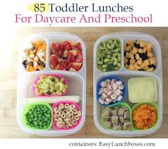 85 Toddler Lunch Ideas For Daycare And Preschool Easylunchboxes Toddlelunch Lunchideas Lunchbox