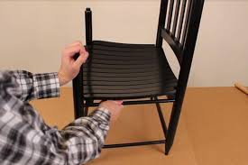 From Splats To Rails: Rocking Chair Parts Explained | The ...
