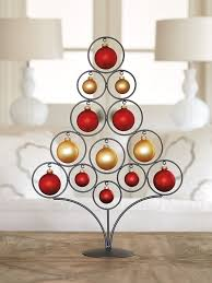 What An Adorable Way To Highlight Some Old Special Ornaments Circle Tree Ornament Stand