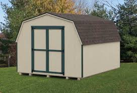 8x12 Storage Shed Ideas by Sheds Barns U0026 Garages Pine Ridge Barns