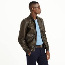 J.crew Wallace & Barnes Ma-1 Leather Jacket In Brown For Men | Lyst Wallace Barnes Corblock Bomber Jacket Men Coats Jackets Jcrew Cottontwill Bomber Jacket In Black For Wide Eyes Tight Wallets Mens Fall And Winter Casual Jackets Lined Gransden Green Lyst Flight Sherpacollar Wool Shelingcollar Spring Menswear Button Downs Feel The Power Of Womens Leather Accsories 23 Best Images On Pinterest Bombers