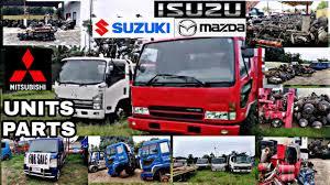 100 Surplus Trucks Heavy Equipment Dump Elf Bongo WORLDSTAR