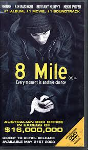 8 MILE THE TUXEDO 8 Mile The Tuxedo Video Tapes
