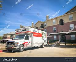 100 Moving Truck Rental Company Lewisville Tx Usaapr 5 2019 Uhaul Stock Photo Edit Now