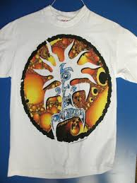 Smashing Pumpkins Merchandise T Shirts by Lollapalooza T Shirts For Sale