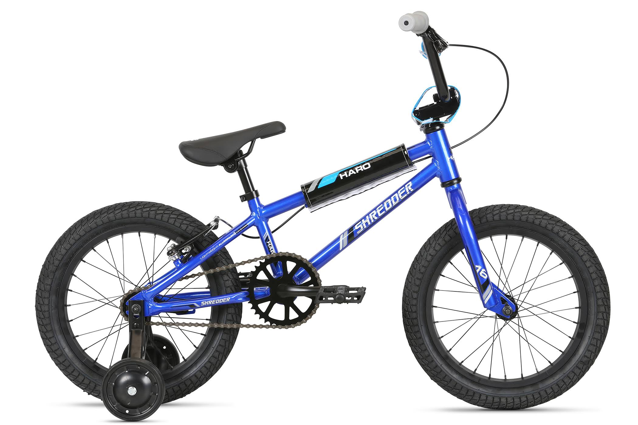 Haro 2020 Shredder 16 inch Kids Bike Metallic Blue