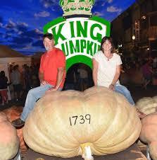 Barnesville Pumpkin Festival Times by Barnesville Ohio 54th Annual Pumpkin Festival