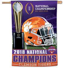 Amazoncom Wincraft Clemson Tigers 2018 College Football National