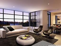 Feature Wallpaper Ideas Living Room For