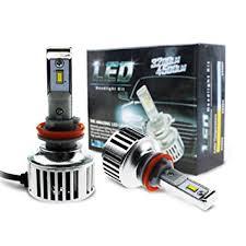 evitek h8 h9 h11 led headlight bulbs for cars n