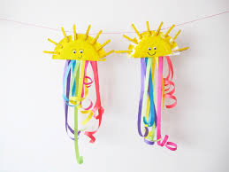 Simple Spring Crafts For Preschoolers Toddlers On With Kids