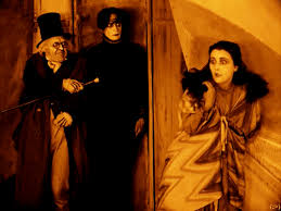 Cabinet Of Dr Caligari Remake by Silent Wierdness Countdown To Halloween Day 15 The Cabinet Of Dr