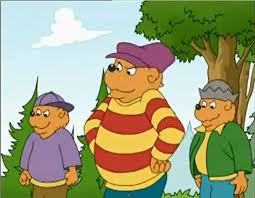 Berenstain Bears Halloween by The Too Tall Gang Berenstain Bears Wiki Fandom Powered By Wikia