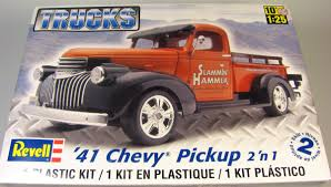 Chevy Pickup Truck 1941 (2 In 1) - Revell | Car-model-kit.com Revell Peterbilt 359 Cventional Tractor Semi Truck Plastic Model Free 2017 Ford F150 Raptor Models In Detroit Photo Image Gallery Revell 124 07452 Manschlingmann Hlf 20 Varus 4x4 Kit 125 07402 Kenworth W900 Wrecker Garbage Junior Hobbycraft 1977 Gmc Kit857220 Iveco Stralis Amazoncouk Toys Games Trailer Acdc Limited Edition Gift Set Truck Trailer Amazoncom 41 Chevy Pickup Scale 1980 Jeep Honcho Ice Patrol 7224 Ebay Aerodyne Carmodelkitcom