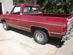 100 1974 Chevrolet Truck C10 GAA Classic Cars