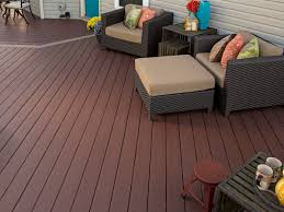 azek deck in mountain redwood azek deck s arbor collection