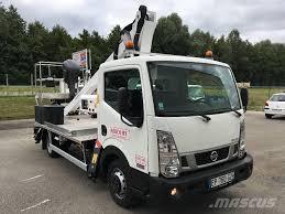 100 Scorpion Truck Used Oil Steel 18 12 Truck Mounted Aerial Platforms Year
