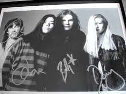 Siamese Dream Smashing Pumpkins Vinyl by Pumpkins Fully Signed Siamese Dream Autographed