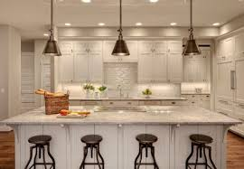 island hanging light and fixtures for kitchen how high to