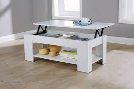 Control Brand The Fishburne Side Table With White Carrera Style