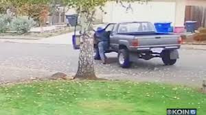 100 Camera Truck Broad Daylight On Camera Stolen From Salem Home