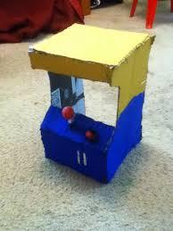 Cardboard Arcade 7 Steps