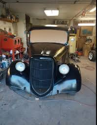 100 35 Ford Truck Open To Trades The HAMB
