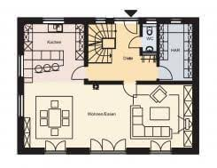 ᐅ einfamilienhaus bauen 900 häuser grundriss preis
