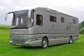 Fancy GBP12million Motorhome Has Its Own Supercar Garage