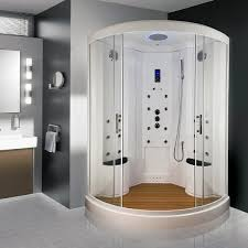 Insignia XL Quadrant 2 Person Steam Shower Model INS9000 Costco UK