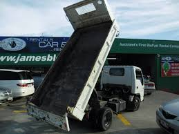 Hire A 2 Tonne Tipper Truck In Auckland - Cheap Rentals From JB
