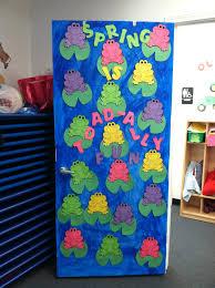 Spring Pre School Door Preschool DoorPreschool CraftsPreschool IdeasClassroom
