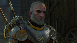 What if Geralt was bald witcher