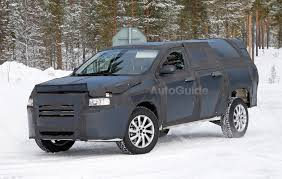 100 Fiat Pickup Truck Spied Testing New AutoGuidecom News