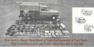 100 Pickup Truck Utility Beds History Of Service And Bodies For S Photo Image Gallery