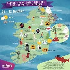 Singing Pumpkin Projection Free by Dublin Event Guide For Free Events All Free Festivals Gigs
