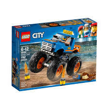 Lego City 60180 Monster Truck / Lego City 60181 Forest Tractor, Toys ... Lego Ideas Product Monster Truck Arena Lego 60055 Skelbiult City Mark To The Rescue Life Of Spicers Energy Baja Recoil Mochub Custom Legos Pinterest Trucks And Tagged Brickset Set Guide Database 60180 Building Blocks Science Eeering Ebay Great Vehicles Price From Souq In Saudi Speed Build Review Youtube City Vehicles Campaign Legocom Us