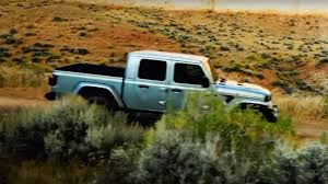 100 Jeep Gladiator Truck 2020 Testing Was Pretty Rough New Ad Reveals