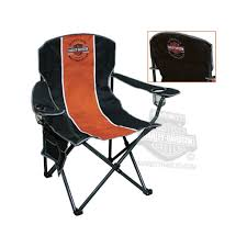 Coleman Oversized Quad Chair With Cooler Pouch by Harley Davidson Folding Chair With Cooler Http Jeremyeatonart