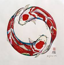 I Painted This On A Teapot As Child Funny How The Same Design Cropped Tattoo Japanese StyleJapanese Koi