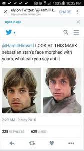 Sebastian Stan Mark Hamill Dang