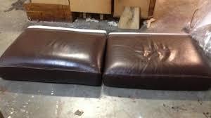 assise canape rembourrage assise canapé cuir à toulon restauration meubles et