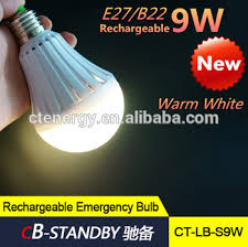 cool white 9w battery powered bright led light small battery