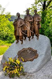 siege liberation monument to the cossacks on leopoldsberg who